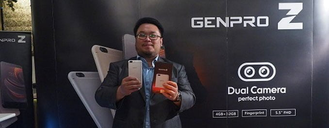 Genpro-Z-Launching