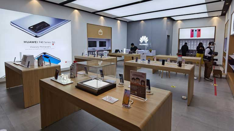 Huawei-High-end-Experience-Store