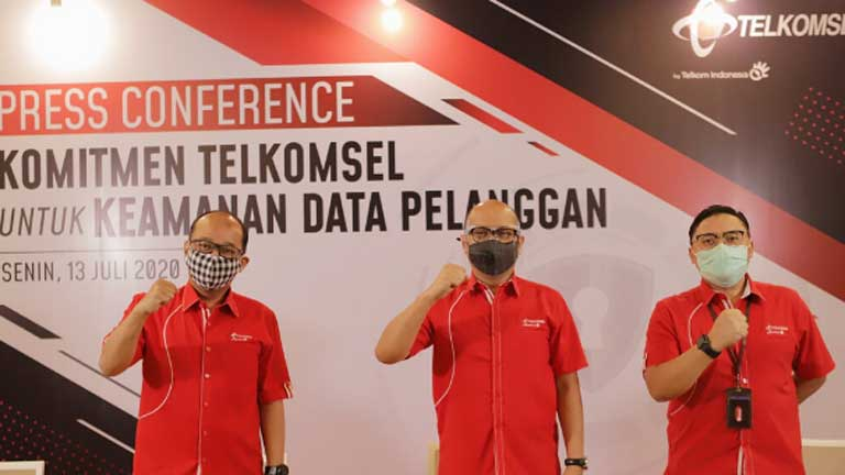 Data Pelanggan Telkomsel