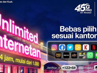 Internet Unlimited 3 Indonesia