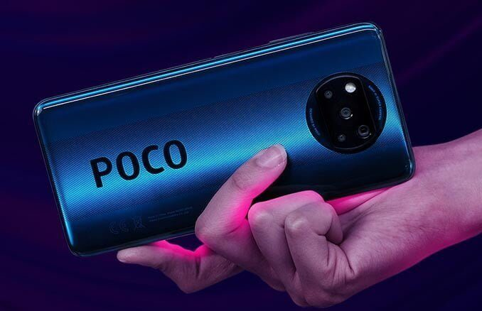 POCO X3 NFC Flash Sale