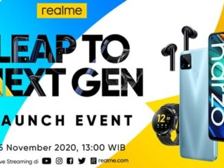 realme Leap To The Next Gen