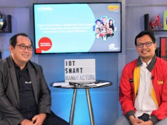 Indosat IoT Smart Manufacturing